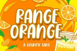 Range Orange