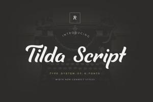 Tilda Script