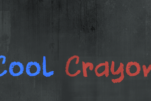 DK Cool Crayon
