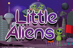 Little Alien