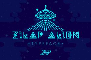 Zilap Alien