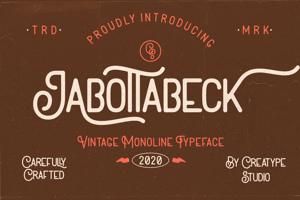 Jabottabeck