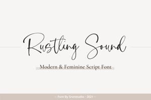 Rustling Sound