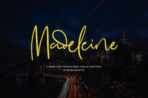 Madeleine Demo