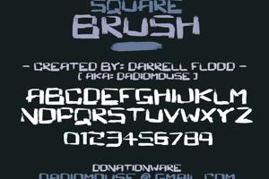 Square Brush