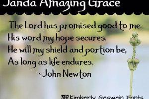 Janda Amazing Grace