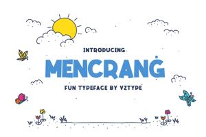 Mencran ġ