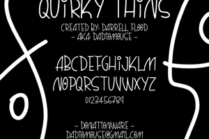 Quirky Thins