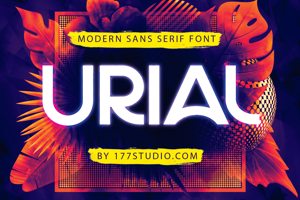 URIAL FONT