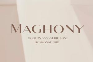 Maghony