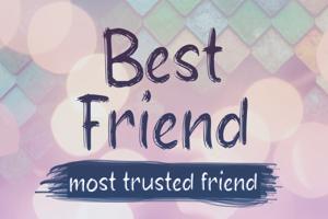 b Best Friend