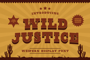 Wild Justice - Trial