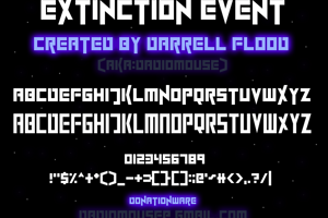 ExtinctionEvent