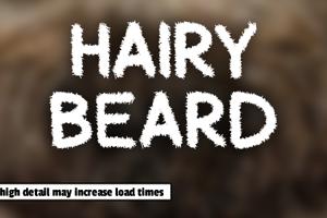 Hairy Beard