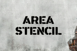 a Area Stencil