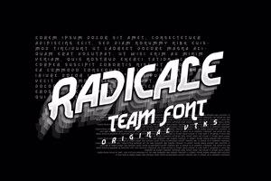 Vtks Radicale v2