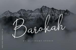 Barokah Signature