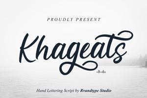 Khageats