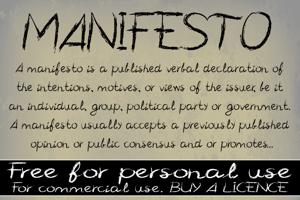 CF Manifesto