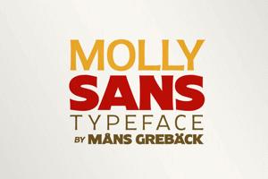 Molly Sans