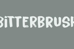 Bitterbrush DEMO
