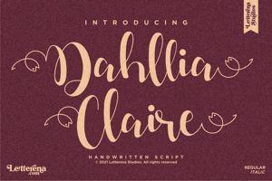 Dahllia Claire