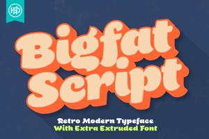 Bigfat Script