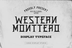 Western Monttero