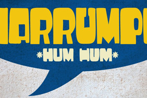 DK Harrumph