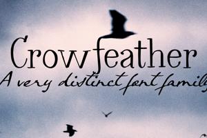 Crowfeather Script DEMO