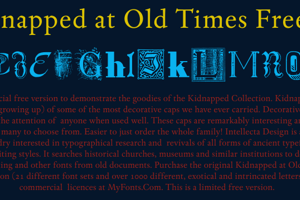 Kidnapped At Old Times Free 4