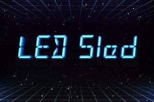 LED Sled