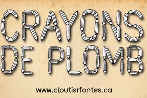 CF Crayons de plomb PERSONALUSE