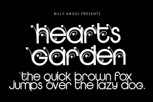 Hearts Garden (Personal-Use)
