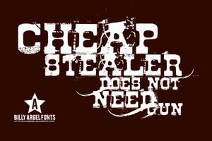 Cheap stealer