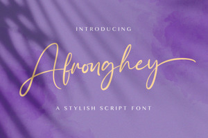 Afronghey