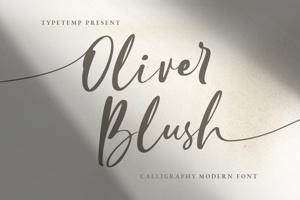 Oliver Blush