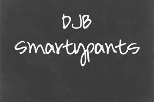 DJB Smarty Pants