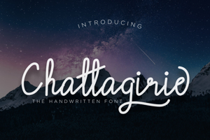 Chattagirie Handwritten