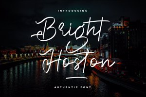 Bright Hoston