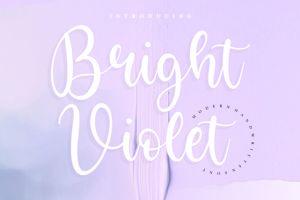 Bright Violet