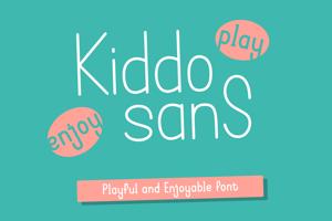 Kiddo Sans