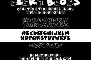 ZeBrA bLoBs
