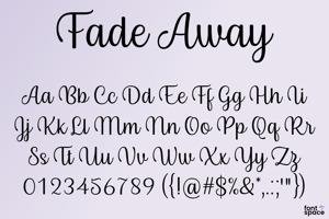 BB Fade Away