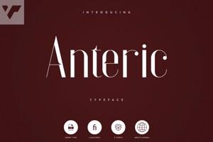Anteric