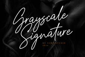 Grayscale Signature