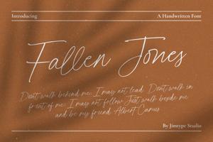 Fallen Jones