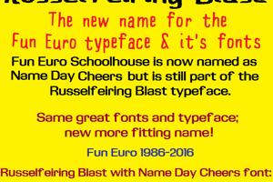Russelfeiring Blast Condensed #1