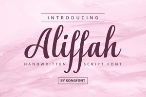 Aliffah