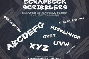 Scrapbook Scribblers